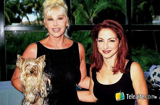 1997- Gloria Estefan,Susana Gimenez y Jazmin