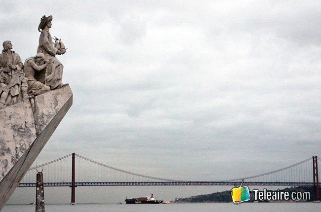 Puente-Vasco da Gama-Lisboa