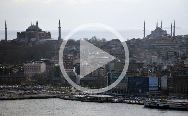 Estambul, capital de Turquia