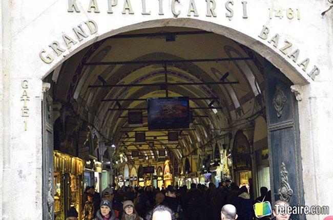 Gran Bazar-Estambul