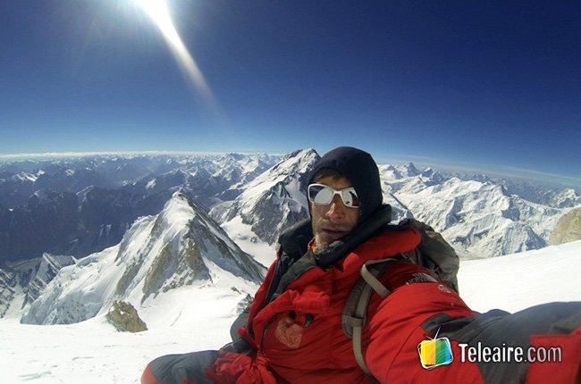 Mariano Galván: hacedor de cumbres