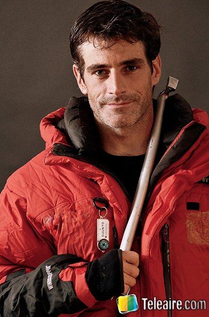 Mariano Galván-alpinista