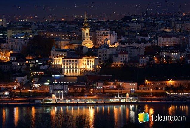 celebraciones de navidad y año nuevo en serbia