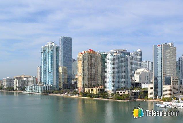 Rascacielos de Miami