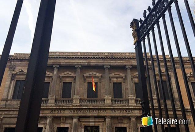 Museo Arqueológico Nacional (MAN) - Museos gratis en Madrid