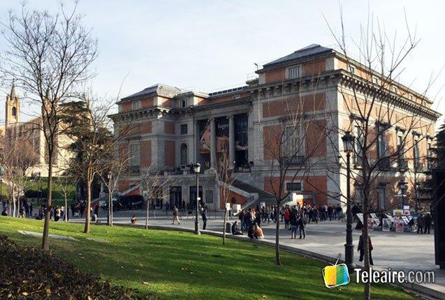 Museos gratis en Madrid - Museo del Prado