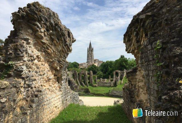 Anfiteatro romano en Francia