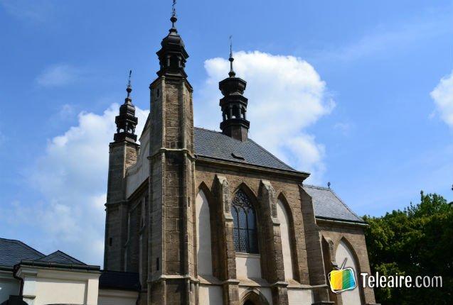 Iglesia del cementerio de todos los Santos, República Checa
