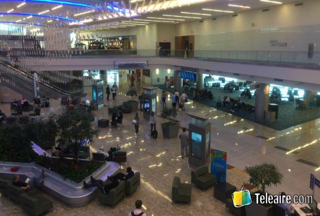 Aeropuerto de Atlanta, Estados Unidos