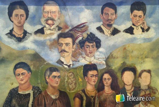 Frida Kahlo, museo de arte en México DF