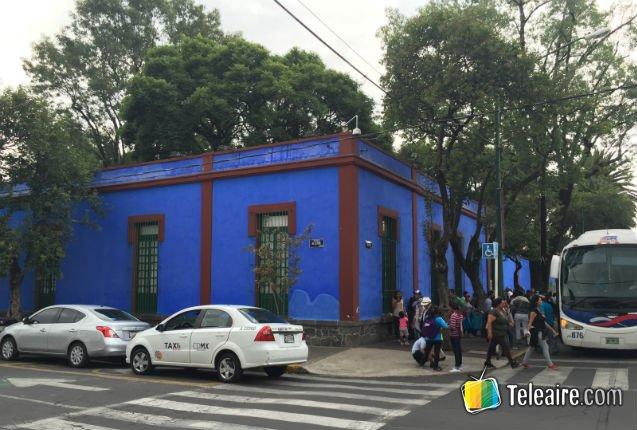 Museo de Frida Kahlo, México