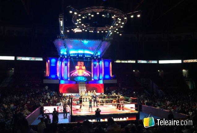 Lucha libre en México DF