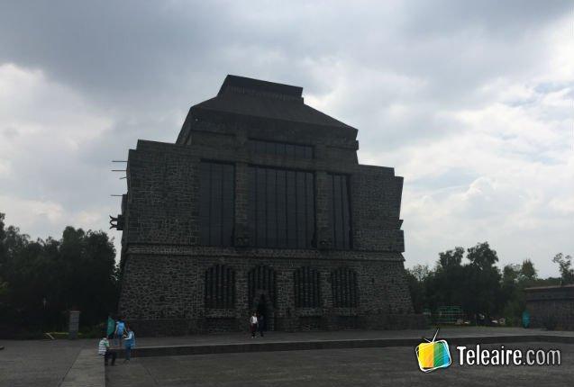 Museo Anahuacalli de arte, México