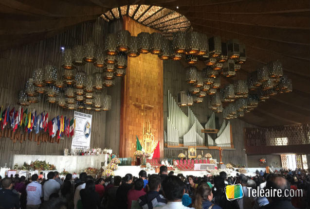 Santuario Nuestra Señora de Guadalupe, México