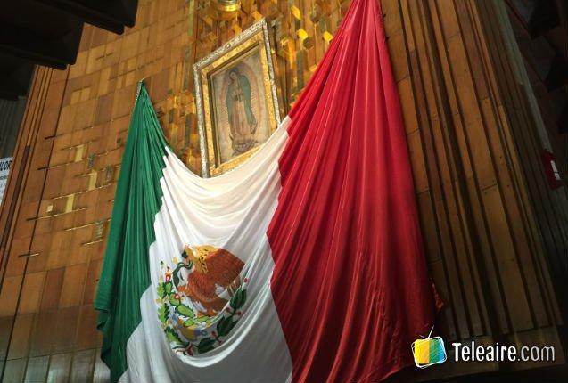 Basílica Nuestra Señora de Guadalupe en México