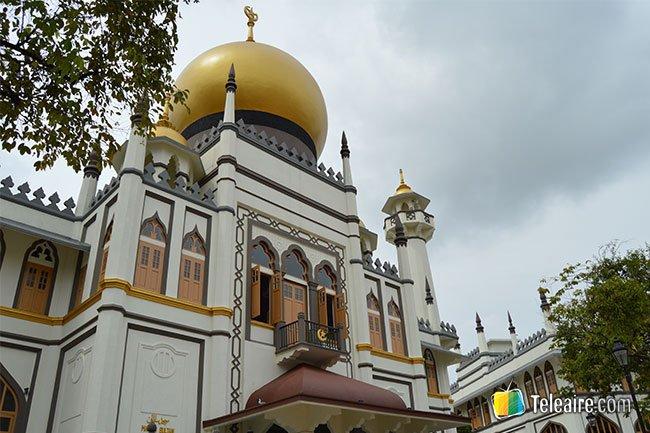 barrio árabe singapur