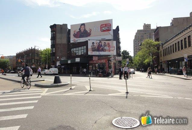 la propiedad más pequeña de nueva york   Teleaire Multimedia