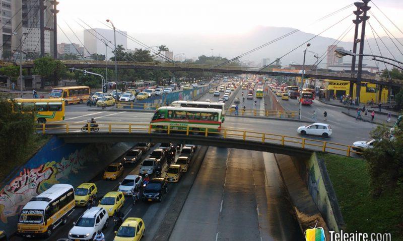 La ciudad de Medellín recibe visitantes de todo Colombia y del mundo durante los 10 días que dura la Feria de las Flores.