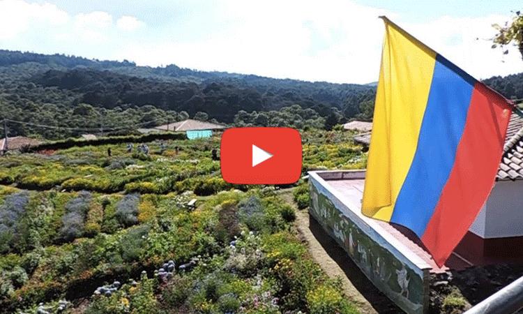 Feria de las Flores en Medellín, Colombia