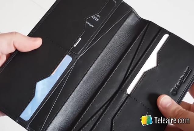 11a4eb284 Cartera Silent Pocket, contra el robo de datos - Teleaire Multimedia
