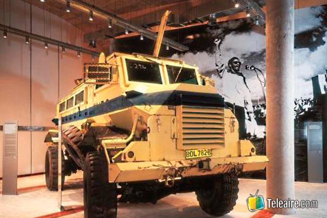 interior museo apartheid sudáfrica
