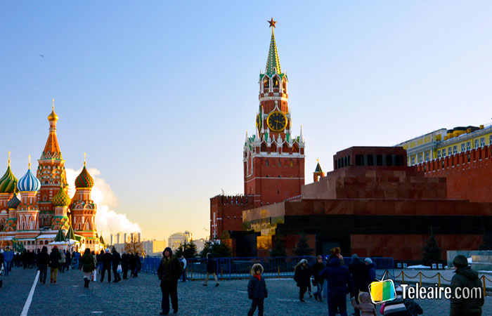 Guía para viajar a Rusia al Mundial 2018