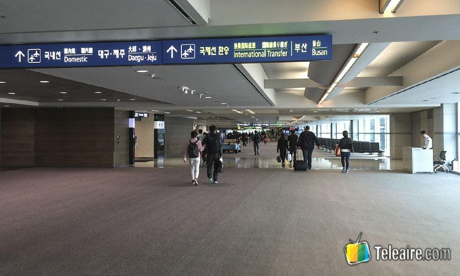 db81f1cea90 Aeropuertos Consejos de Viaje Corea del Sur