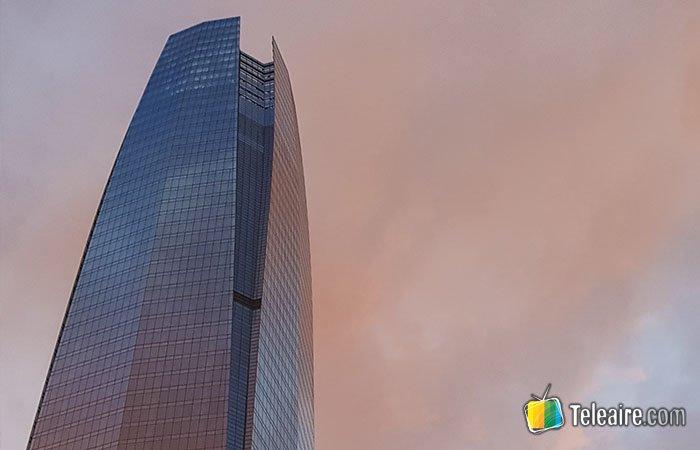 Rascacielos más alto de Iberoamérica