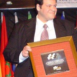 Premio en la Feria Internacional de Turismo de Ecuador