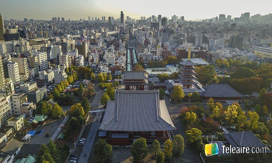 Tokyo-desde-el-aire
