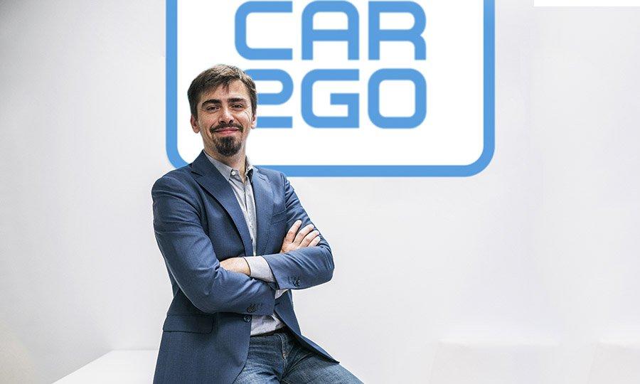 David Bartolomé es jefe de desarrollo de negocio en Car2go