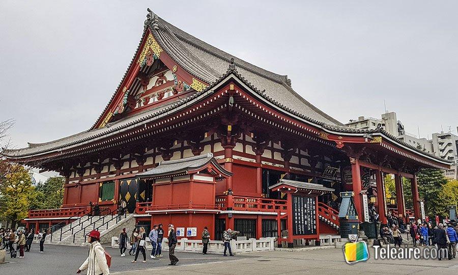 tokyo-en-48-horas-pagoda