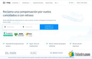AirHelp, para reclamar los retrasos de tus vuelos