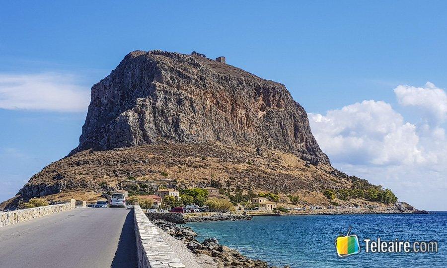Monemvasia-grecia