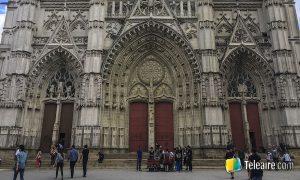 catedral de San Pedro y San Pablo en Nantes