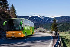 Flixbus-carretera