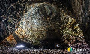 Iglesiona - panoramica general del cabo vidio