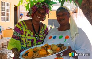 Benachin de Ida Cham en Gambia