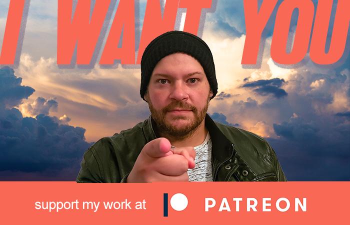 Apoya nuestro trabajo en Patreon