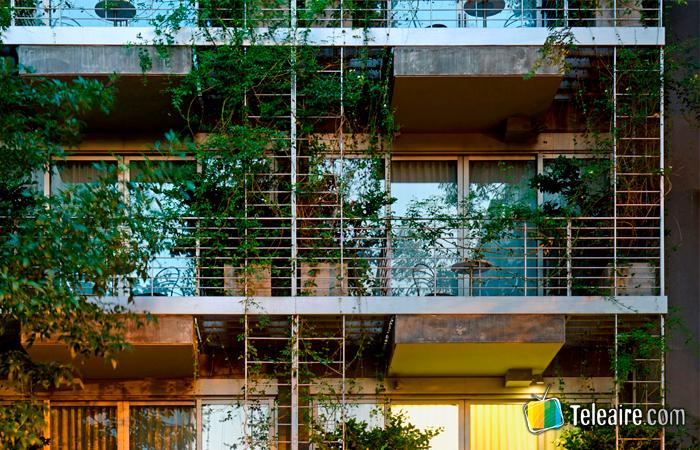 Hoteles sustentables en Buenos Aires