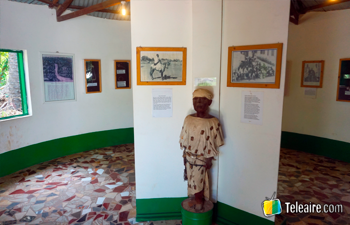Centro de Interpretación del Kachikally Krokodillenpoel
