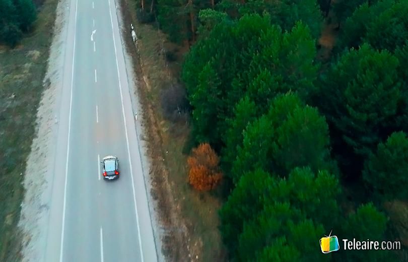 Roadrip por España alquilando coche con Drivy