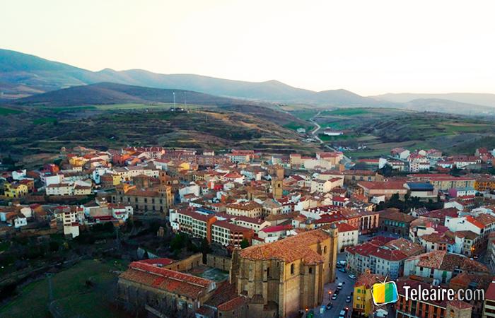 Ágreda fue parte del roadtrip por la provincia de Soria