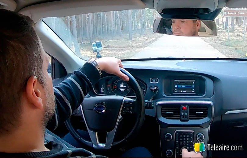 Con Teleaire Multimedia España Por Drivy Roadtrip v8wN0mnO