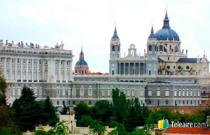 Palacio Real de Madrid, España