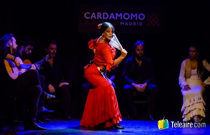 Tablado Flamenco Cardamomo Madrid