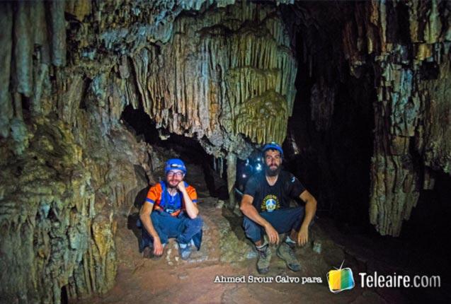 Carverna de Umajalanta en Bolivia