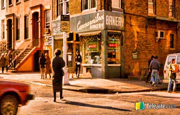 Panadería de la Película Moonstruck en Nueva York