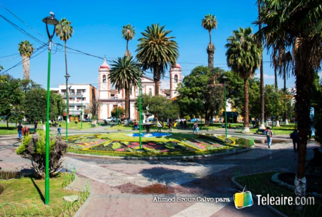 ¿Qué hacer en Cochabamba?  Plaza Colón, Bolivia