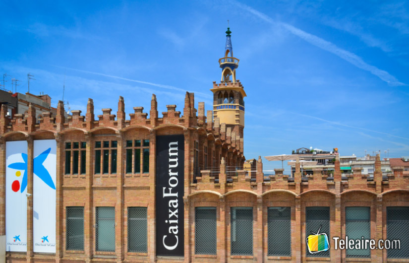 Museo gratis de Barcelona - Caixa Forum Barcelona